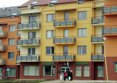 Residential houses Smižany