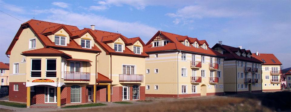Bytový komplex Smižany