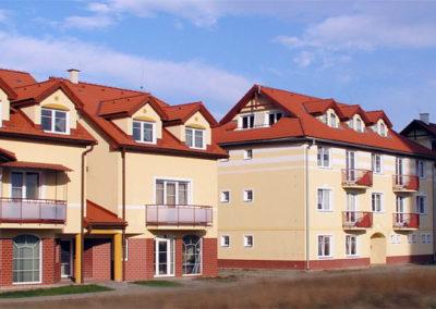 Residential homes Nábrežie Hornádu